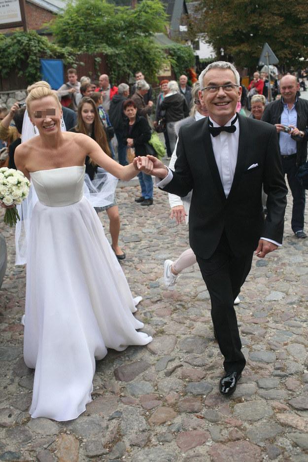 Robert Janowski i Monika G. /Artur Hojny /East News