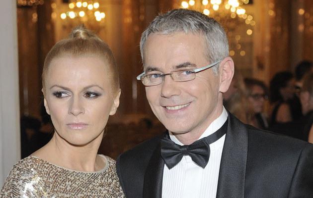 Robert Janowski i Monika Głodek /Jarosław Antoniak /MWMedia