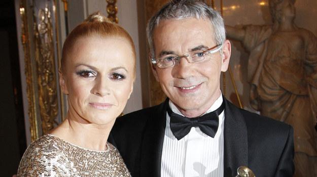 Robert Janowski i Monika Głodek /fot  /AKPA