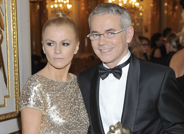 Robert Janowski i Monika Głodek /Jaroslaw Antoniak /MWMedia