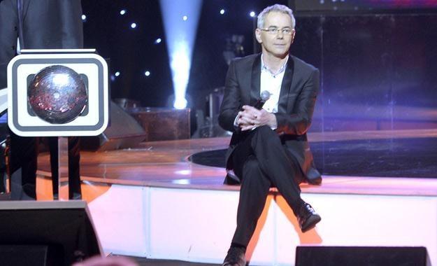 """Robert Janowski podczas urodzinowego koncertu programu """"Jaka to melodia?"""" /AKPA"""