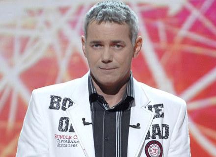 Robert Janowski w swoim programie często śpiewa piosenki innych artystów / fot. Kurnikowski /AKPA
