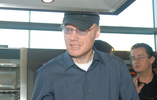 Robert Janson, fot. Marek Ulatowski  /MWMedia