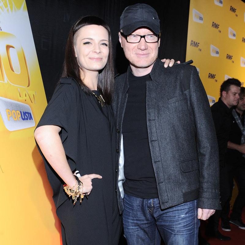 Robert Janson i Anna Józefina Lubieniecka /Andras Szilagyi /MWMedia