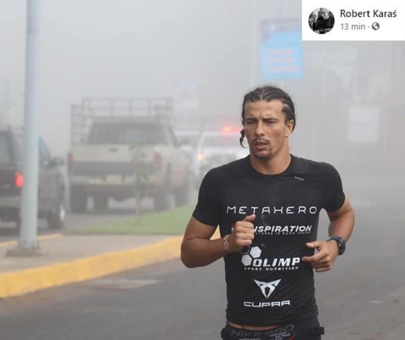 Robert Karaś/ Źródło: Instagram /