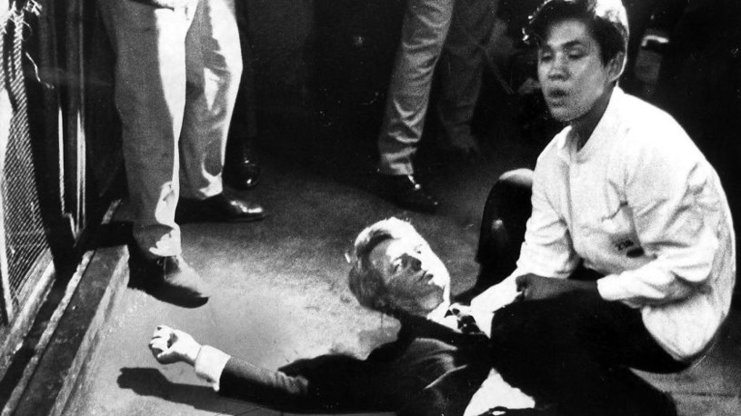 Robert Kennedy również został zamordowany przez zamachowca /domena publiczna