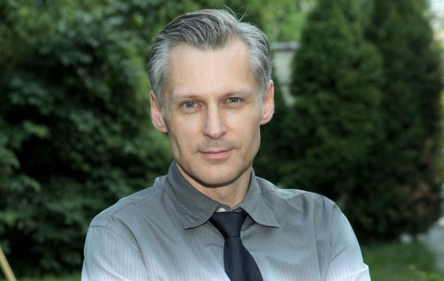 Robert Kozyra, fot.Paweł Wrzecion  /MWMedia