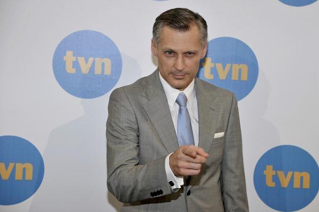 "Robert Kozyra, juror programu ""Mam Talent!"" /fot. Jacek Kurnikowski /AKPA"