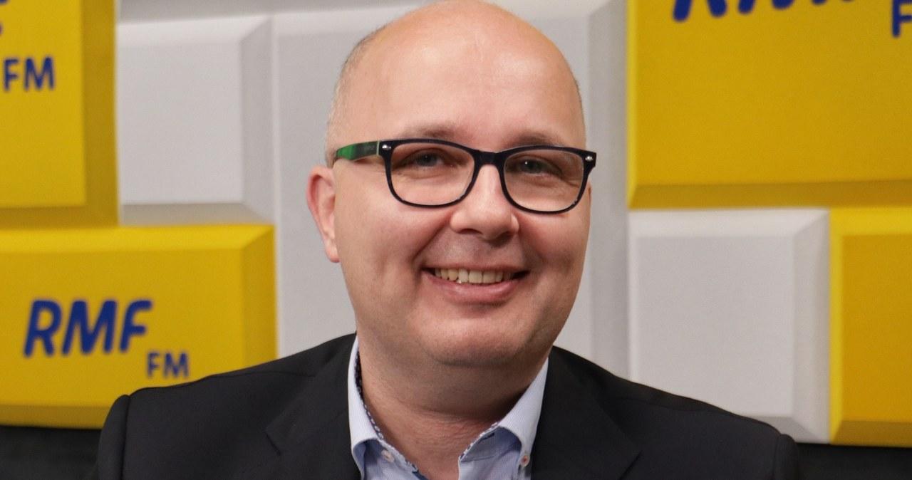 Robert Kropiwnicki gościem Porannej rozmowy w RMF FM