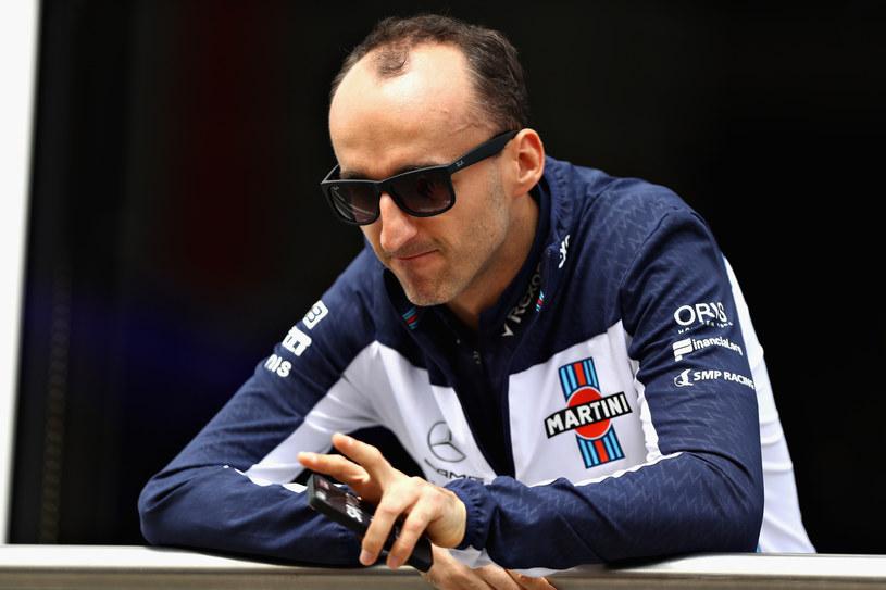 Robert Kubica czuje się dobrze i chce wrócić do startów w wyścigach /Getty Images