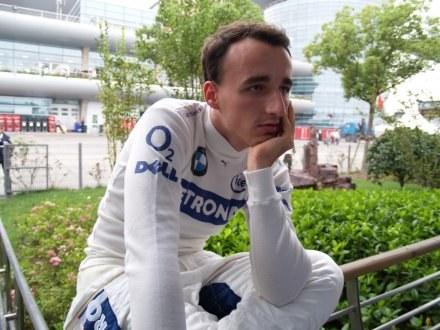 Robert Kubica/fot. Cezary Gutowski /Agencja Przegląd Sportowy