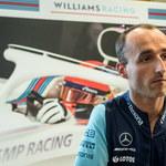 Robert Kubica już na torze. Bierze udział w treningu przed Grand Prix Abu Zabi