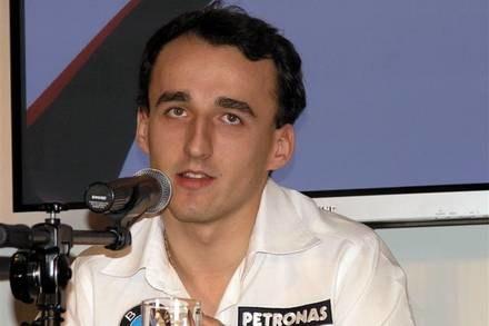 Robert Kubica / Kliknij /INTERIA.PL