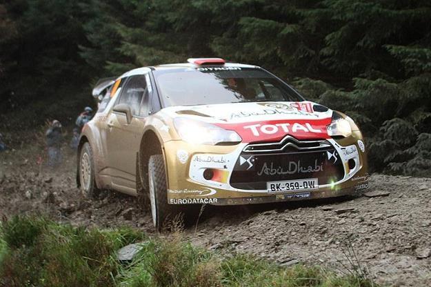 Robert Kubica miał wypadek / Fot: Marek Wicher /INTERIA.PL