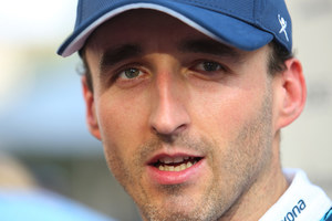 Robert Kubica: Moim celem pozostaje ściganie się w Formule 1