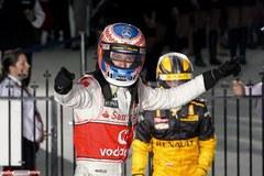 Robert Kubica na podium! Polak drugi w wyścigu o Grand Prix Australii