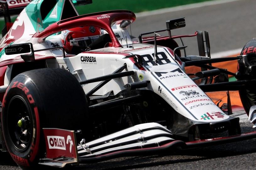 Robert Kubica na torze Monza /XPB /Newspix