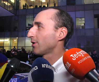 Robert Kubica o startach w DTM: Te mistrzostwa będą bardzo trudne. Wideo