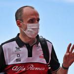 Robert Kubica o występach w F1: Nie powiedziałbym, że nie ma na to szans
