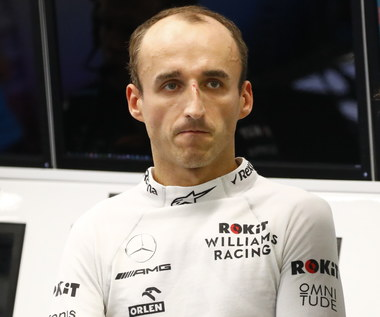 Robert Kubica odpadł w pierwszej części kwalifikacji w Singapurze