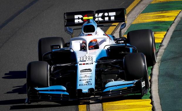 Robert Kubica po wyścigu w Australii: To nie była dla mnie łatwa niedziela
