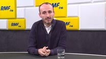 Robert Kubica: Powrót do królowej motorsportu nie należy do łatwych.