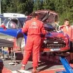 Robert Kubica  startuje w leśnej Formule 1