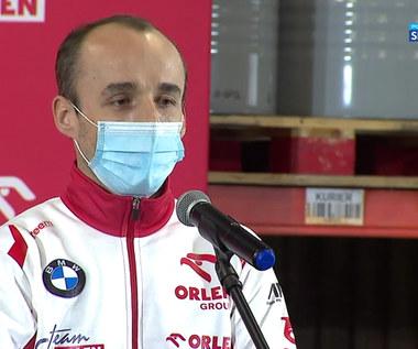 Robert Kubica: Takiej adrenaliny jak w Formule 1 nie ma nigdzie (POLSAT SPORT). wideo