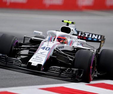 Robert Kubica w Formule 1. Świat sportu gratuluje powrotu Polakowi