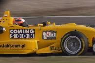 Robert Kubica w Formule 3 /INTERIA.PL