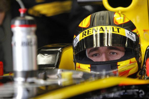 Robert Kubica w piątek przejechał 100 okrążeń /INTERIA.PL
