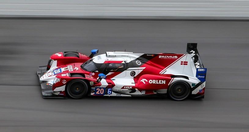 Robert Kubica w samochodzie High Class Racing /Getty Images
