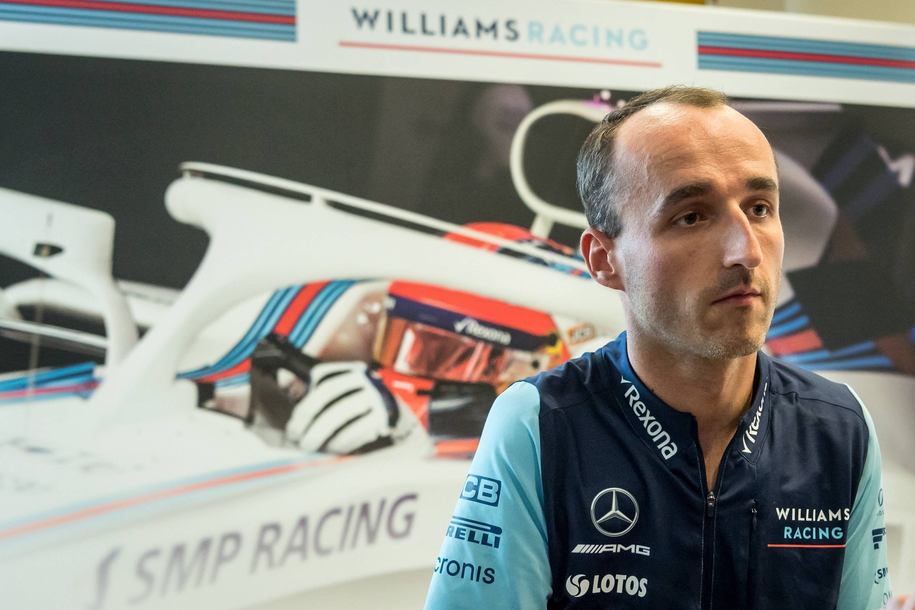 Robert Kubica wraca do F1 /Tytus Żmijewski /PAP/EPA