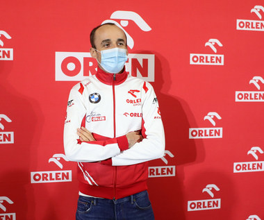 Robert Kubica wystartuje na Nurburgringu