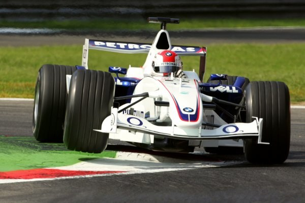 Robert Kubica zajął siódme miejsce /AFP