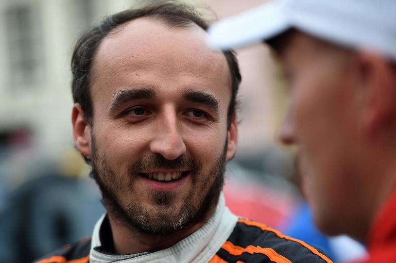 Robert Kubica znajdzie miejsce w teamie Haas w przyszłym sezonie? /AFP