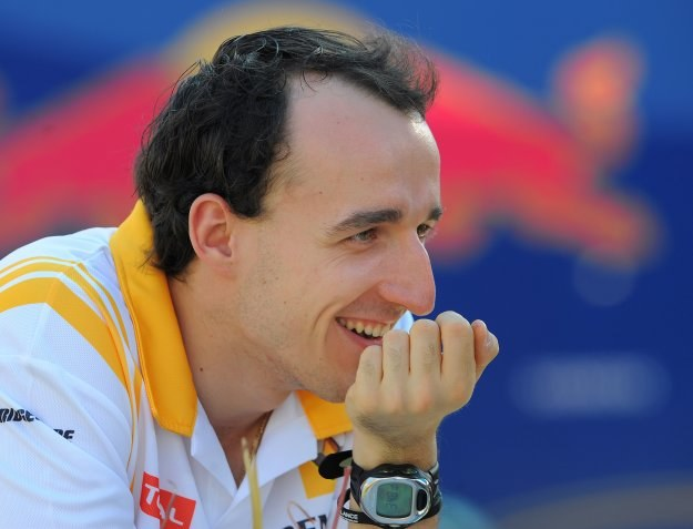 Robert Kubica /AFP