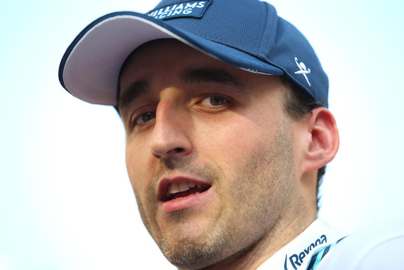 Robert Kubica /Newspix