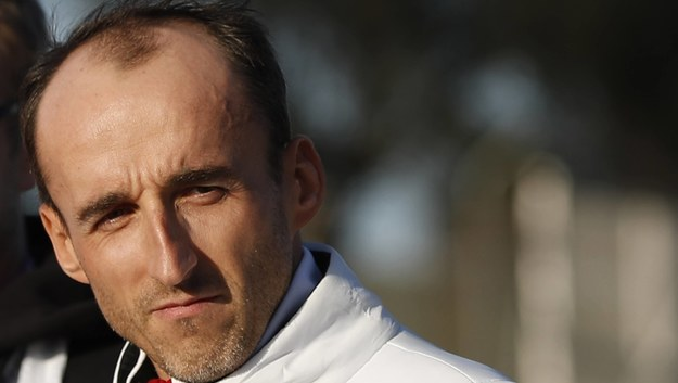 Robert Kubica /	PHILIPPE NANCHINO / MPS AGENCY /PAP/EPA
