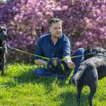 Robert Kudelski schudł 27 kilogramów. Dzięki psom...