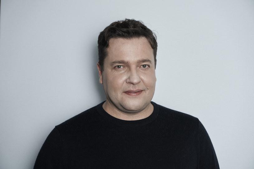 Robert Kudelski ważył ponad 100 kilo! /Krzysztof Jarosz /Agencja FORUM