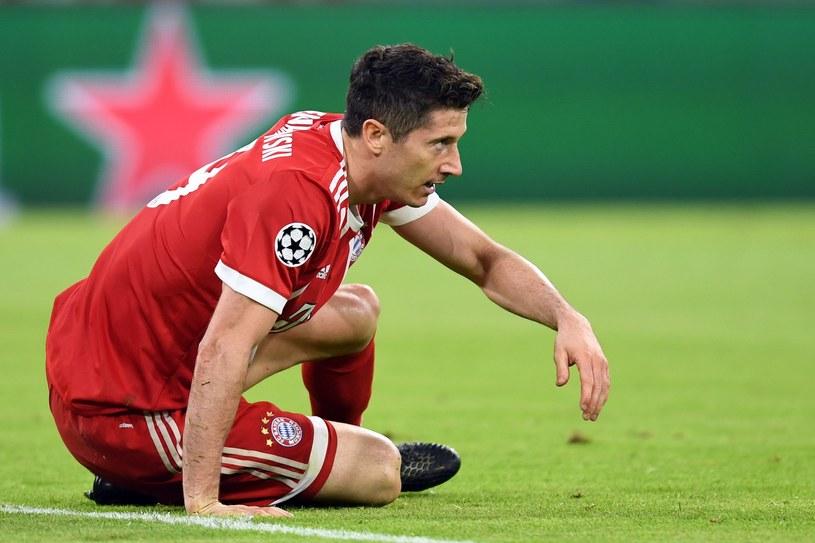 Robert Lewandowski będzie bohaterem w rewanżu z Realem Madryt? /AFP