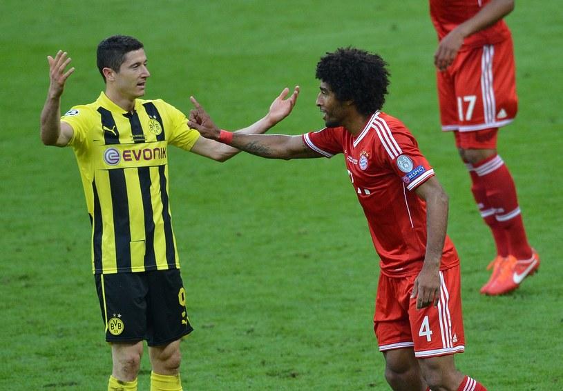 Robert Lewandowski będzie musiał wywalczyć sobie miejsce w składzie Bayernu /AFP