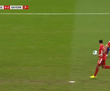 Robert Lewandowski i gol! 23. trafienie w tym sezonie (ZDJĘCIA ELEVEN SPORTS). WIDEO