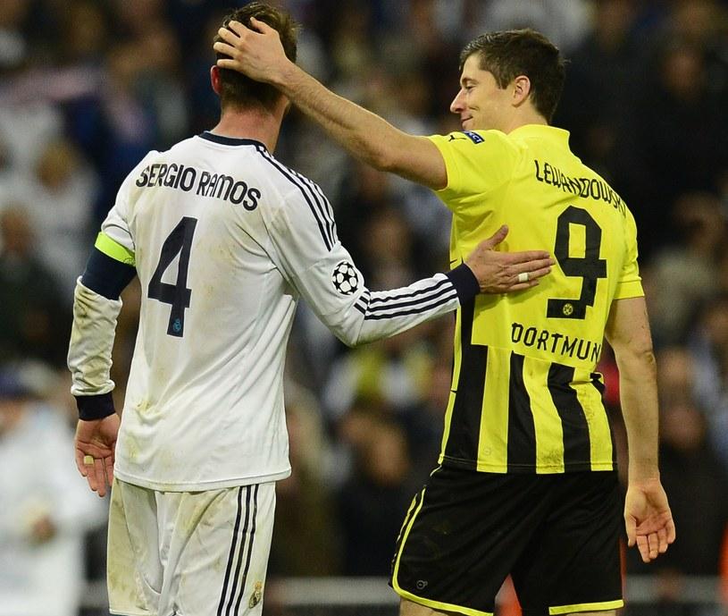 Robert Lewandowski i Sergio Ramos w Realu? Czemu nie, mówią hiszpańskie media /AFP