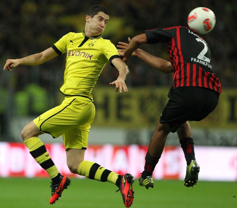 Robert Lewandowski może przebierać w ofertach od czołowych klubów Europy /AFP