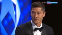 Robert Lewandowski najlepszym napastnikiem UEFA w sezonie 2019/20 (POLSAT SPORT). Wideo