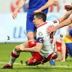 Robert Lewandowski nie zagra w meczu z Anglią