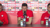 Robert Lewandowski o roli meczów sparingowych. Wideo