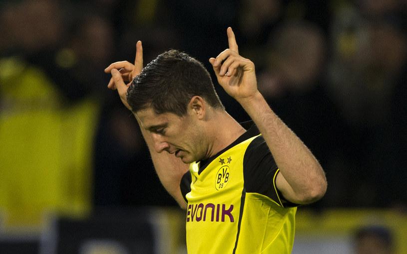 Robert Lewandowski od nowego sezonu będzie bronił barw Bayernu Monachium /AFP